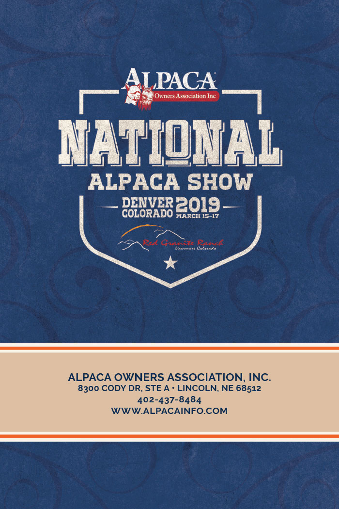 2019 AOA National Show Book