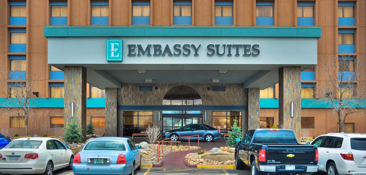 Embassy Suites Hotel-Denver