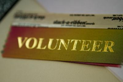 2014 Nationals Volunteer