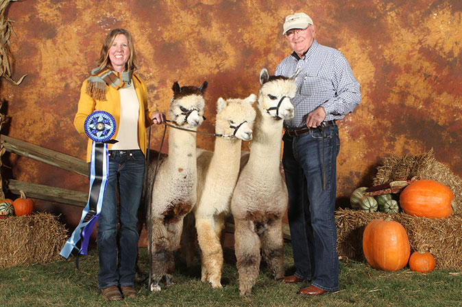 Long Acres Alpaca Farm